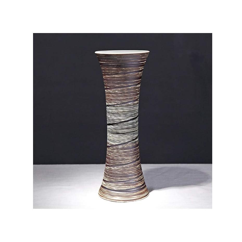 セメントリマーク姿勢SHENGSHIHUIZHONG セラミック家の装飾創造的なセラミック花瓶セラミック花瓶の装飾 (Size : C)