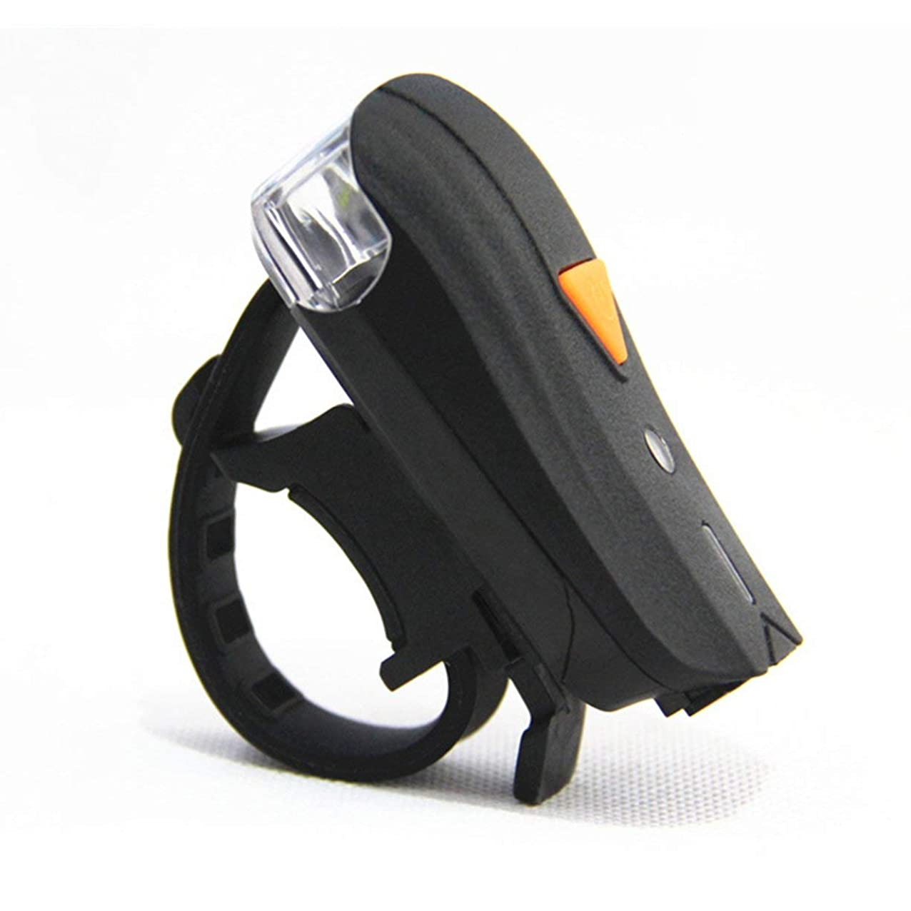 簡単にうぬぼれた分離するインテリジェントセンサー警告USB充電夜乗馬自転車ライトB-0180自転車フロントライトヘッドライト