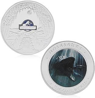 Best jurassic park silver coin Reviews