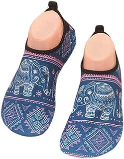 Panda Superstore Zapatos de Agua Zapatos de Playa Zapatos de Yoga Zapatos Descalzos Viaje portátil Sandalias Suaves