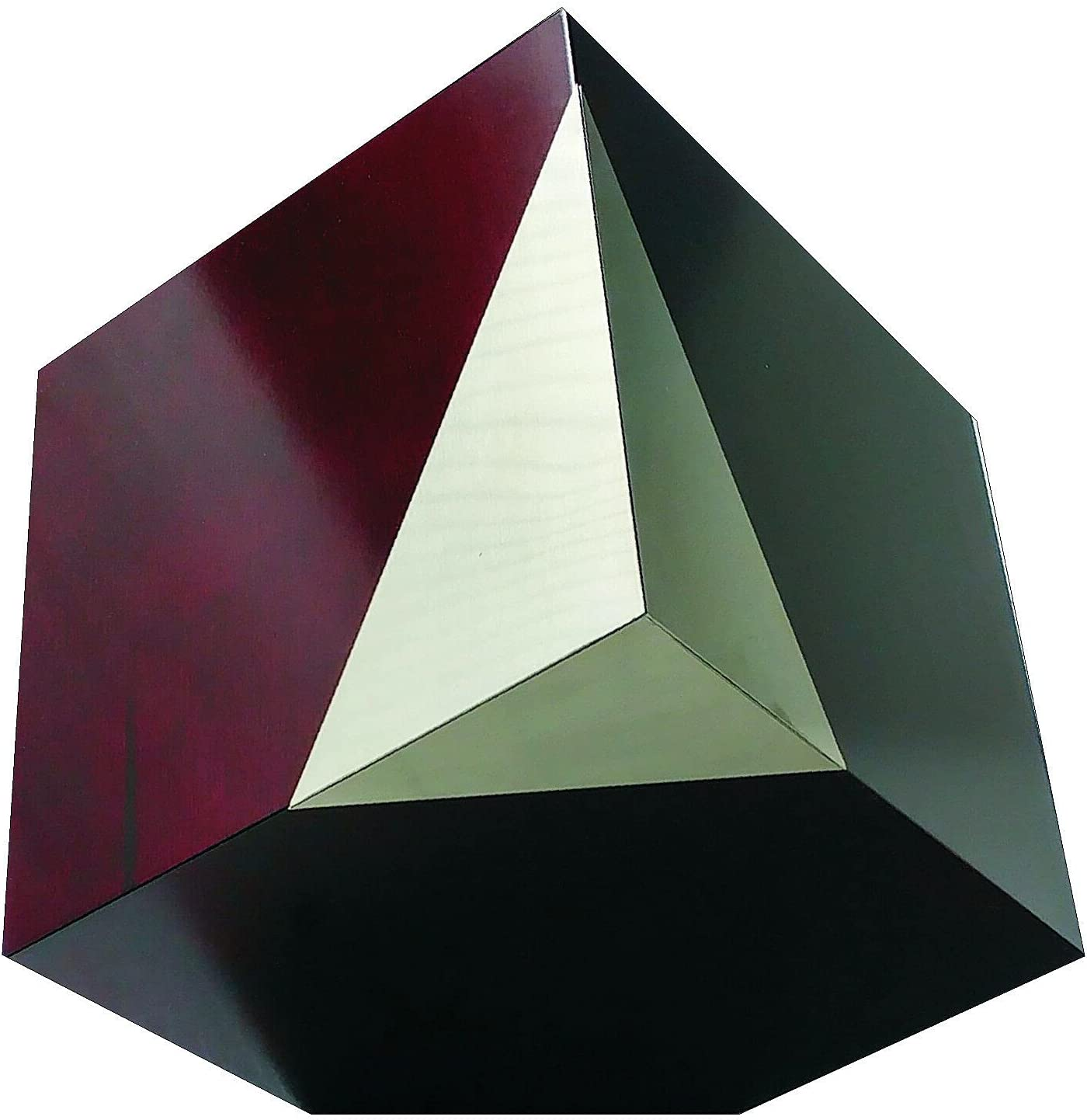 Remember Recommended Forever Cube Shape Cremation Casket Safety and trust Funeral for Ashes u