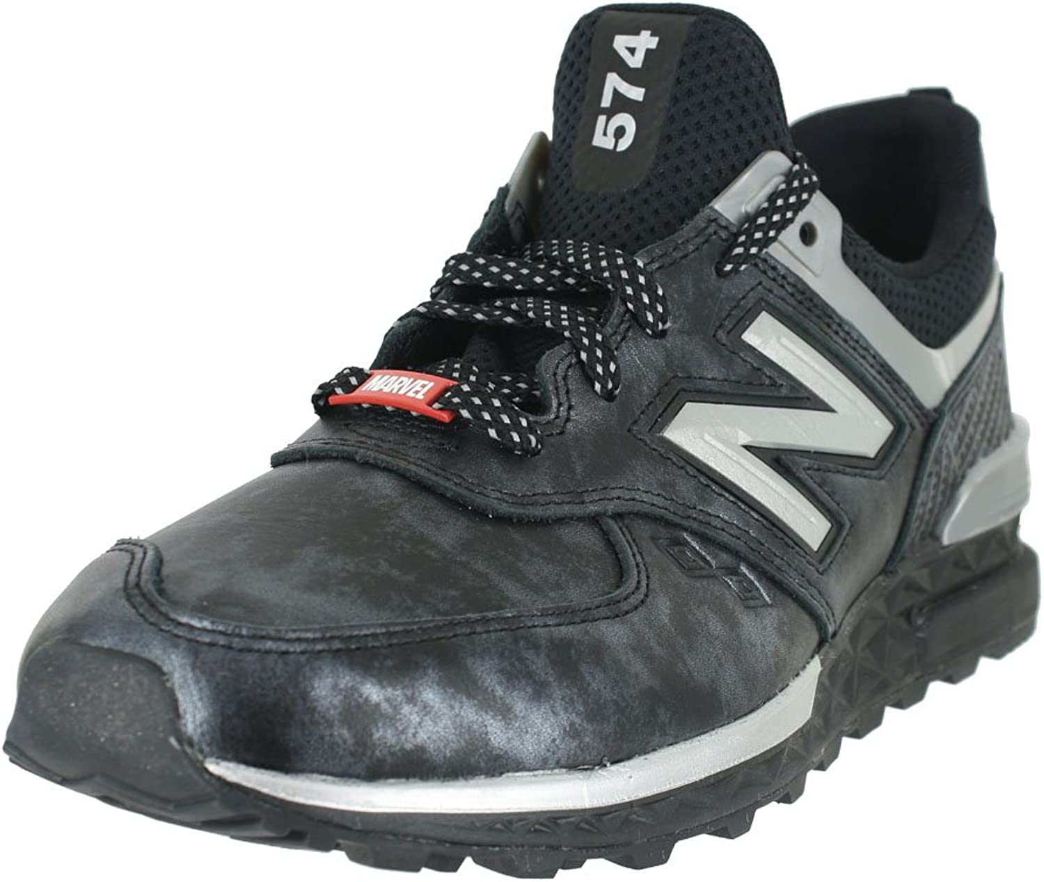 New Balance Black Panther 574 Sport shoes Men's Casual