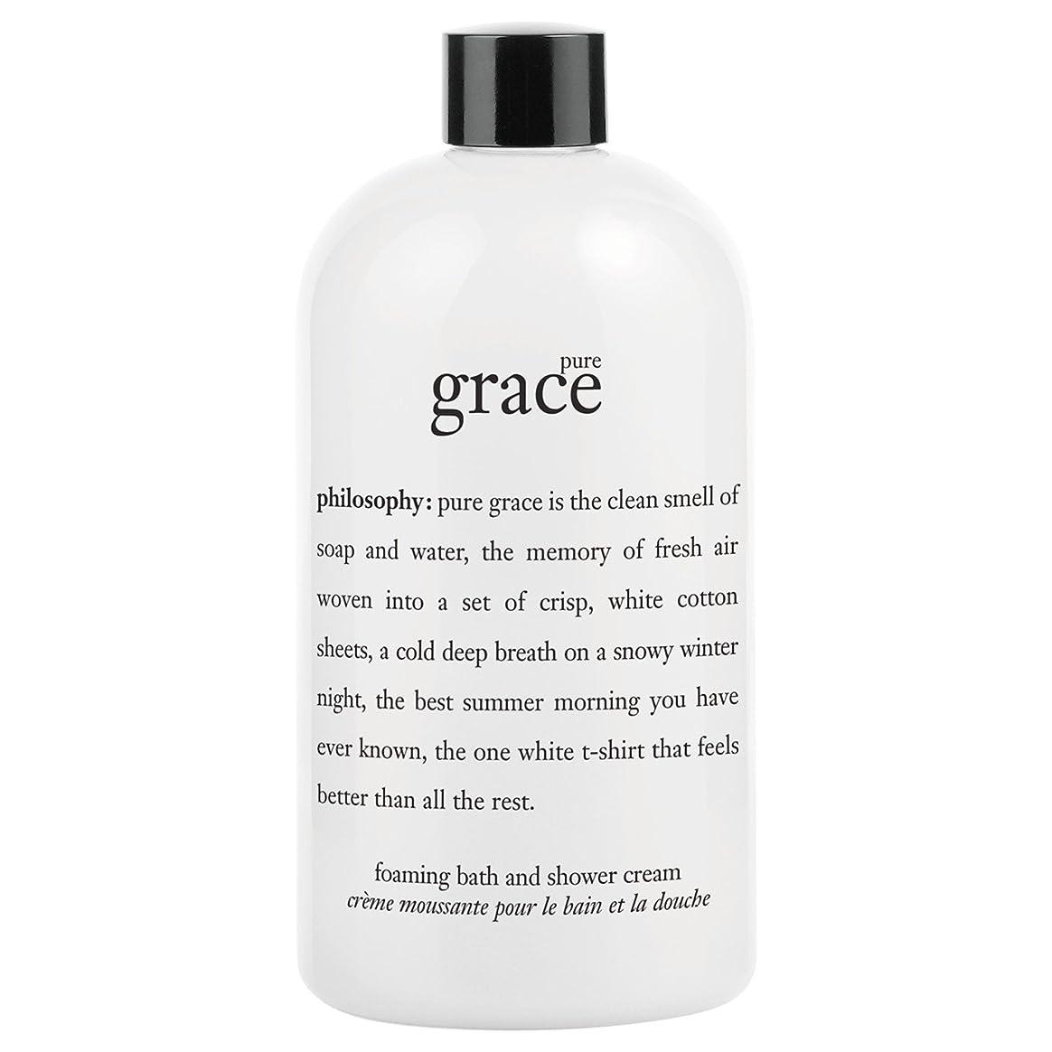 フォークインキュバス特徴哲学純粋な恵みシャワージェル480ミリリットル (Philosophy) (x6) - Philosophy Pure Grace Shower Gel 480ml (Pack of 6) [並行輸入品]