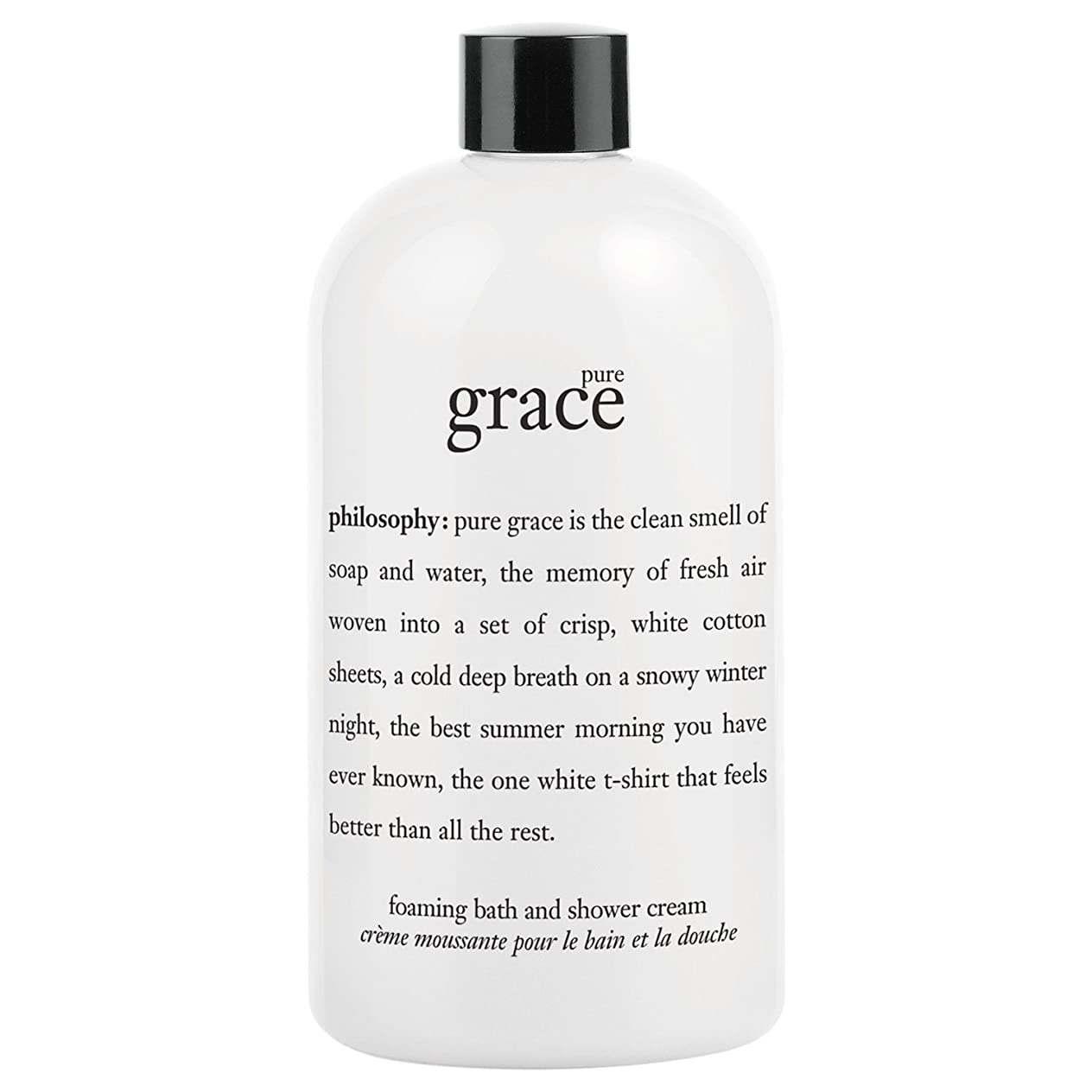 伴う悲しむ移住する哲学純粋な恵みシャワージェル480ミリリットル (Philosophy) (x6) - Philosophy Pure Grace Shower Gel 480ml (Pack of 6) [並行輸入品]
