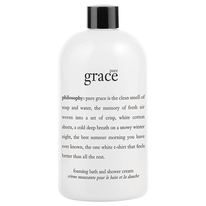 厳密に卒業記念アルバム疎外哲学純粋な恵みシャワージェル480ミリリットル (Philosophy) (x2) - Philosophy Pure Grace Shower Gel 480ml (Pack of 2) [並行輸入品]