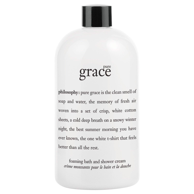 哲学純粋な恵みシャワージェル480ミリリットル (Philosophy) (x2) - Philosophy Pure Grace Shower Gel 480ml (Pack of 2) [並行輸入品]