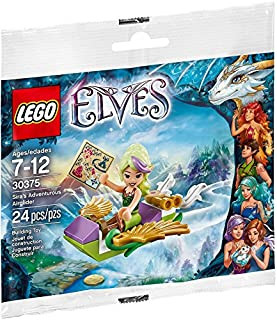 LEGO Elves Sira's Adventurous Airglider Set (30375) Bagged