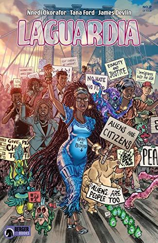 Amazon.com: LaGuardia #2 eBook: Okorafor, Nnedi, Ford, Tana, Ford ...
