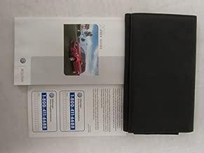2011 Volkswagen VW Routan Owners Manual Vok594 Factory Set