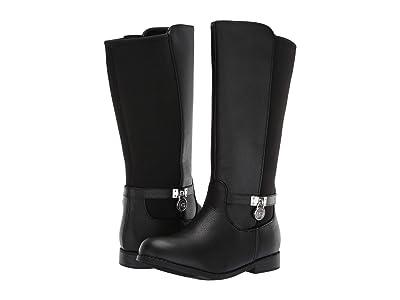 MICHAEL Michael Kors Kids Emma Riley (Little Kid/Big Kid) (Black) Girls Shoes