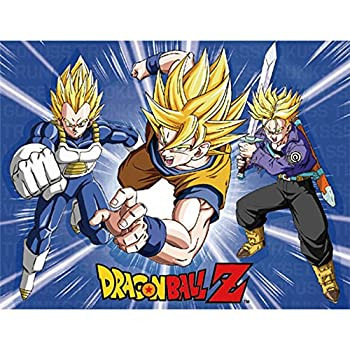 Dragon Ball Z 57877 Blanket One Size Muti/Colored