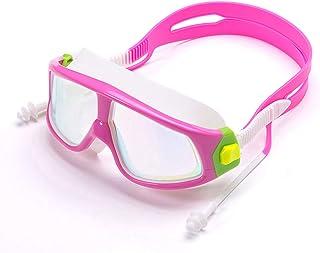 Peacoco Kids Swimming Goggles Mirrored Swim Goggles for...