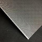 Lochblech Edelstahl RV 2-3,5 V2A t=1,5mm Zuschnitt individuell auf Maß NEU günstig (1000 mm x 300 mm)