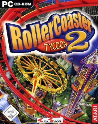 Rollercoaster Tycoon 2 (Software Pyramide)
