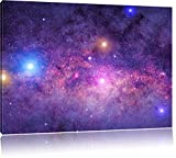 Pixxprint wunderbarer Blick in das Universum als