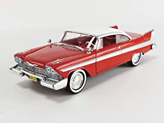 Greenlight Collectibles - Plymout Fury Christine - 1958 - 1/24