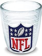 مصد فرادي من Tervis NFL, NFL Logo Shield, 12oz