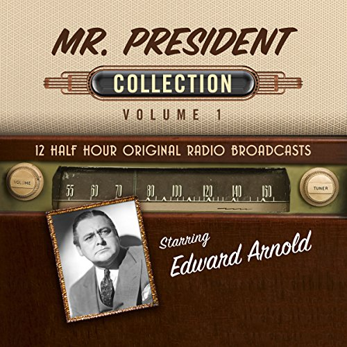 Mr. President, Collection 1 audiobook cover art