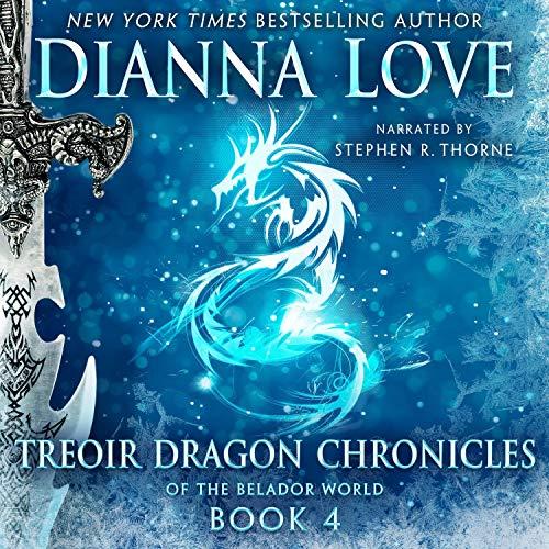 Treoir Dragon Chronicles of the Belador World: Book 4 cover art
