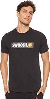 NIKE Mens M Nsw Tee Swoosh Bmpr Stkr Short Sleeve T-Shirt