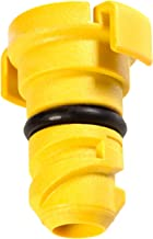 Plastic Cam Locking Drain Plug Compatible With BC3Z-6730-A F250 & F350 W/ 6.7L