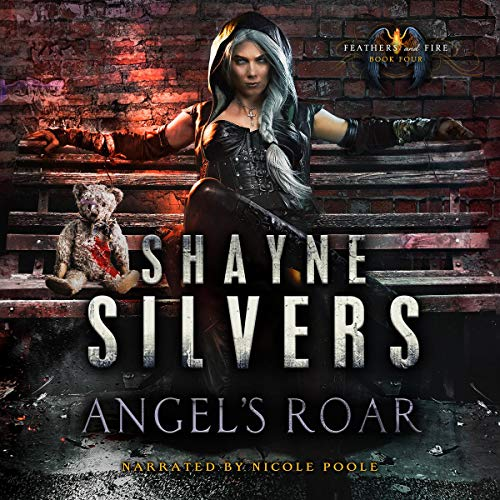 Angel's Roar audiobook cover art