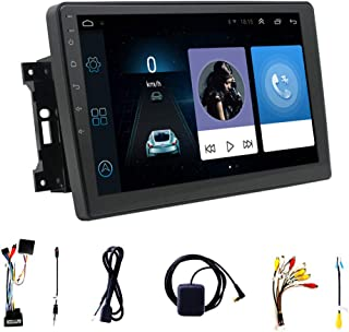 Car video MP5 player 10.1 inch HD Navigation screen with Bluetooth WiFi steering wheel control reversing assistant applica...