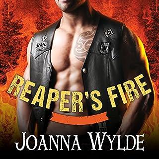 Reaper's Fire audiobook cover art