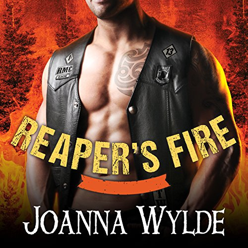Reaper's Fire audiobook cover art
