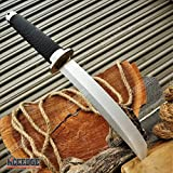 """Tactical Knife Survival Knife Hunting FULL TANG 12.5"""" Modern Samurai Tanto Knife Fixed Blade Knife Razor Sharp Edge Camping Accessories Camping Gear Survival Kit Survival Gear Tactical Gear 52463"""