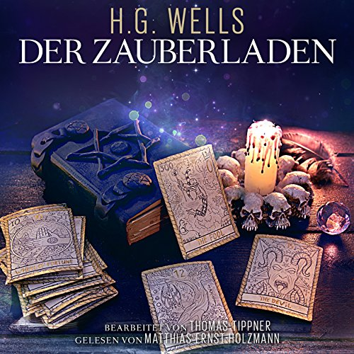 Der Zauberladen cover art