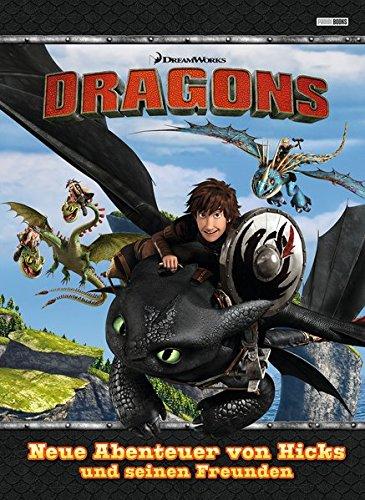Dragons: Neue Abenteuer von Hicks und seinen Freunden
