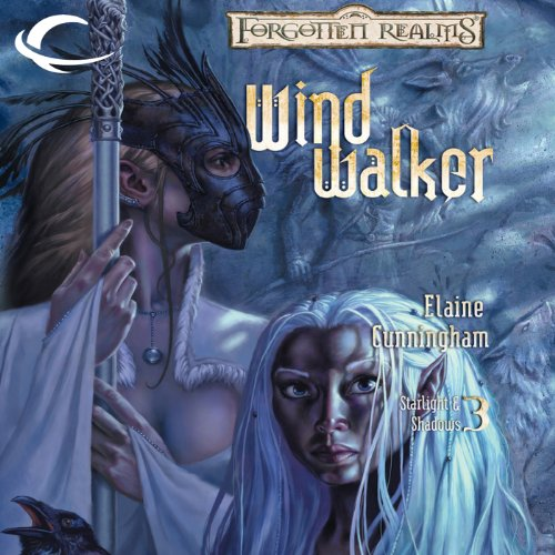 Windwalker audiobook cover art