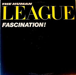 """THE HUMAN LEAGUE /FASCINATION  (12""""Analog.1983 年USA盤"""