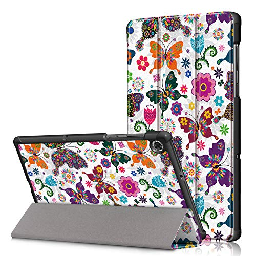 VOVIPO Funda Lenovo Tab M10 HD (2.a generación) 10.1 TB- X306 Tablet 2020 -  Funda rígida con Soporte ultradelgado Smart Cover para Lenovo Tab M10 HD (2.a generación) 10.1 Tablet