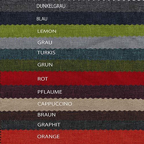Pillows24 Palettenkissen 8-teiliges Set   Palettenauflage Polster für Europaletten   Hochwertige Palettenpolster   Palettensofa Indoor & Outdoor   Erhältlich Made in EU   Graphit - 7