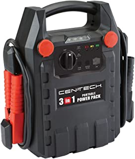 3-in-1 Jump Starter and Power Supply from TNM by Cen-Tech