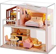 Fasclot Dollhouse Toys Miniature Furniture 1//12 Scale Mini Baby Car Pretend Play Decoration Accessories Kids Children Education Toys for Christmas Birthday New Year Gift,52x16x41mm