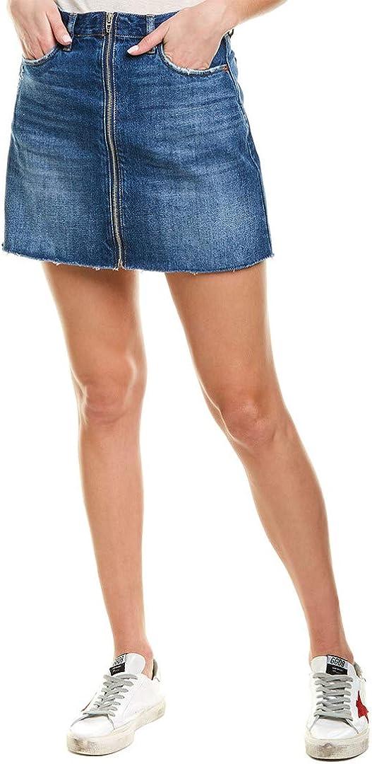 BLANKNYC Max 71% OFF Womens Hi-Rise Cheap mail order shopping Skirt Denim