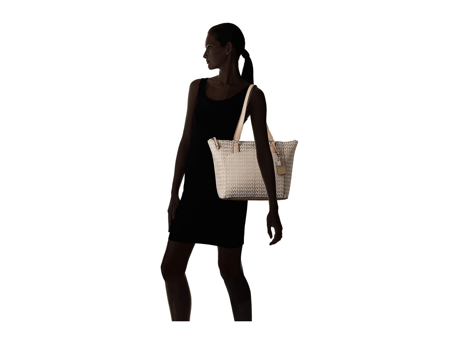 Tote nude Nude Nine Atwell West RIqF8wnP8