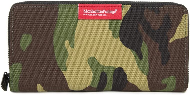Manhattan Portage John Japan Maker New Wallet One Camouflage Max 54% OFF Size