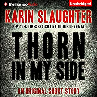 Thorn in My Side audiobook cover art