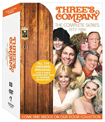 Three's Company: The Complete Series (2018) [DVD]