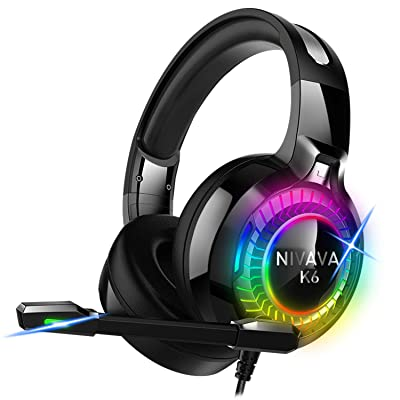 Nivava Gaming Headset