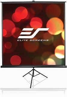 Elite Screens T120UWV1 Tripod Series Canvas (diagonaal 304,8 cm (120 inch), hoogte 182,9 cm (72 inch), breedte 243,8 cm (9...