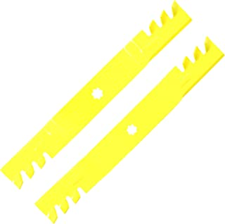 Arnold 490-110-0140 42-Inch Xtreme Blade Set for John Deere Tractors