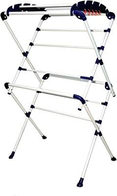 PAffy Cloth Dryer Stand - Sumo - Large - Very Easy to Assemble Made in India