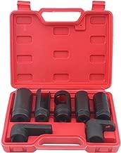 S-xos5/5pc oxyg/ène Sonde Lambda avec outil de filetage Chasers Douille de voiture Garage kit UK