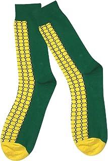 Hellery Casual Cotton Stockings Crew Socks Novelty Animal Patterns Hosiery For Men