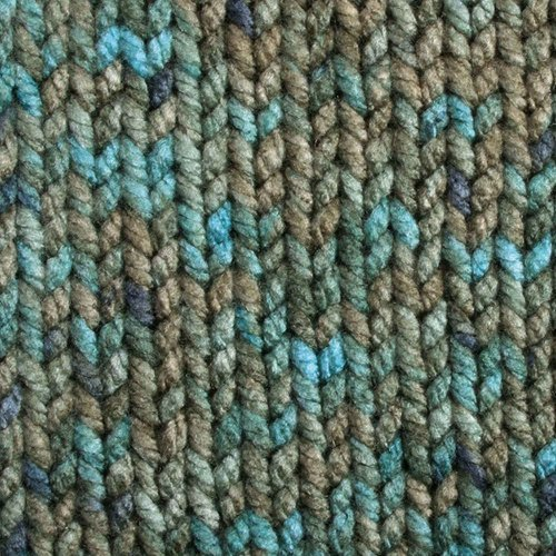 Schachenmayr Bravo Big Color Yarn Olive Mix 0088 by Westminster Fibers, Inc.